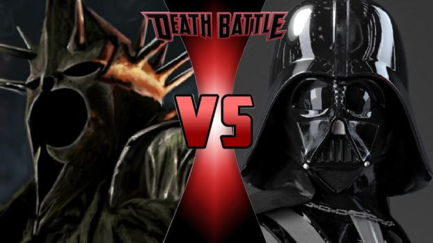 Witch-King vs. Darth Vader by OmnicidalClown1992