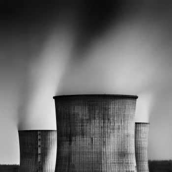 Nuclear Power Station by Durdenyr
