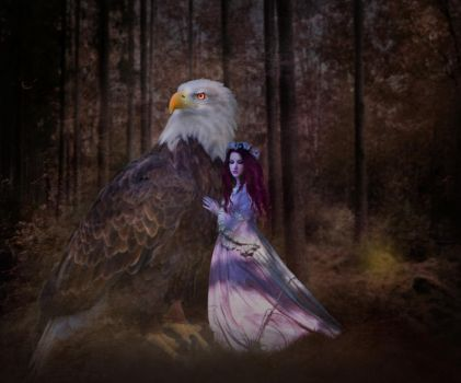 Watching over Me... by DesignsByDiana