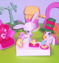 Mad MLP Tea Party by bewilderness