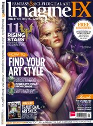 ImagineFX issue 104 by ClaireHowlett