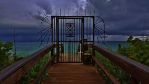 Gate Of Storms by Matthew-Beziat