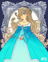 princess rosalina by mayakern