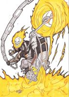 Ghostrider by TommyC25091986