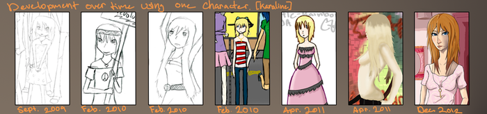 Progress Meme [Karaline] by Turtle-Rainbow