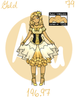 The Atomix - Gold by Starrkeeper