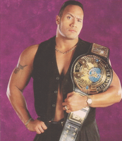 WWF Champion The Rock by EP200002