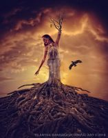 Mother Of Nature by Tilantha-hansanath
