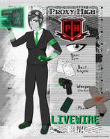 PH Student Application: Livewire by Stargazergamer