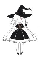 Witch Rukata !! by AdorableMicky