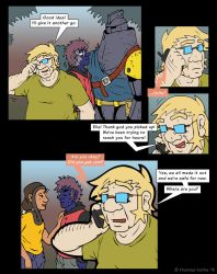 Nextuus Page 1134 by NyQuilDreamer