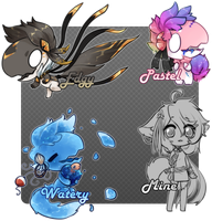 Bootiful Virus Auction - closed by Mousu