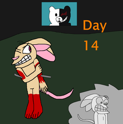 Rentober Day 14 by IzaStarArtist17