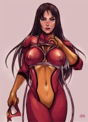 My Patreon Luck: Spider-Woman by gh0st-of-Ronin