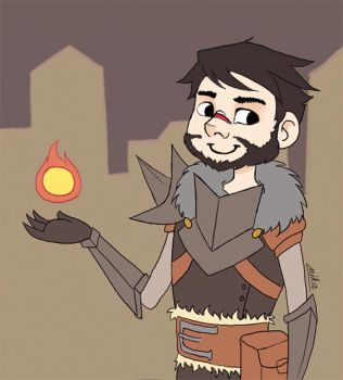 Subtlety, thy name is Hawke. by Ryuutsu