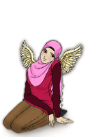 Angel email me up by finieramos