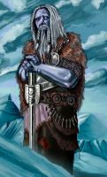 A Frost Giant by callmevargo
