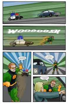 Super Clyde - Run Comic Page 3 by vytera
