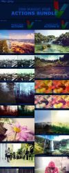 200 Magic HDR Actions by interesive