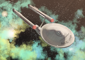 these are the voyages.... +tos+ by SophiePf