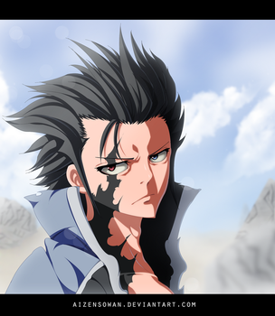Fairy Tail - Gray Fullbuster by AizenSowan