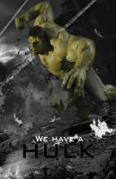 We have a Hulk by Sian93