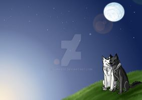 When Day and Night sang their by SophiePf