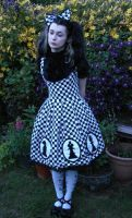Chess Dress by LotD