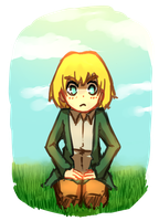 Little Armin by Captain-Awesomer