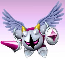 Brawl Boss: Galacta Knight by hextupleyoodot