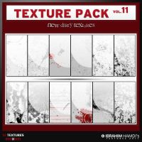 Texture Pack vol.11 Dirty Text by adriano-designs