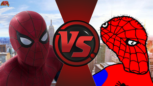 CFC|60's Spiderman vs. Spoderman by Vex2001