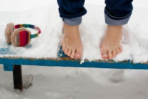 Winter Has Come for feet by Patholesia