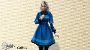 (MMD Model) Calista Download by SAB64