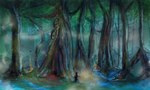 Mythical Forest by Shiko-Kun