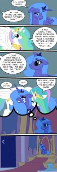 My Little Pony - Loneliness by Jukashi