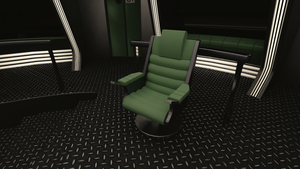 Captain's Chair by SpiderTrekfan616