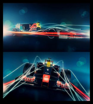 2011 Red Bull Audi by ev-one