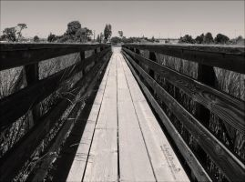 Wooden Walkway by babygurl83