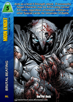 Moon Knight Special - Brutal Beating by overpower-3rd