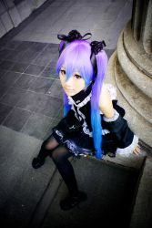 H.Miku .:InfiniteHOLIC:. by Itchy-Hands