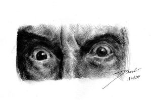 Eyes of Saruman by Ari3n