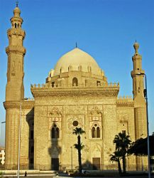 Masged El Sultahan Hassan - Cairo by Amr-Maged