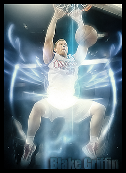 BLAKE GRIFFIN by 2D-94