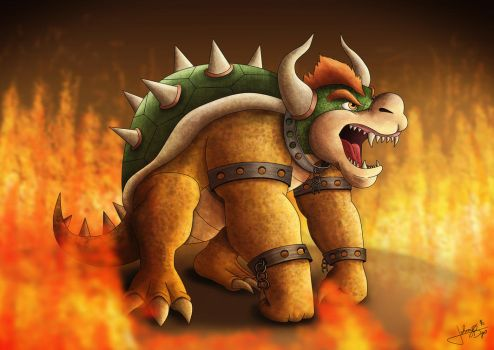 Bowser by jpbijos