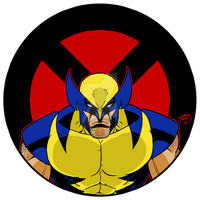 Wolverine X Series 2016 by LucasAckerman