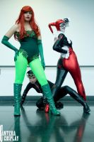 Gotham City Sirens 4 by CanteraImage