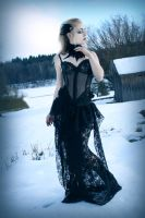 STOCK transparent gothic gown II by MyladyTane