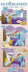 Norwegian - Dash Academy 2 Hot Flank Part 7 by TheHallOfMall