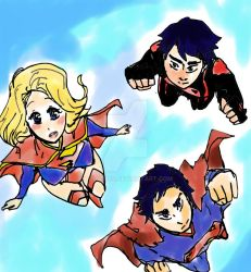 The supers by adiazo09